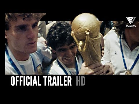 DIEGO MARADONA | Official Trailer | 2019 [HD]