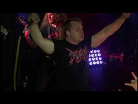 Disentomb Tour live in taiwan 2017