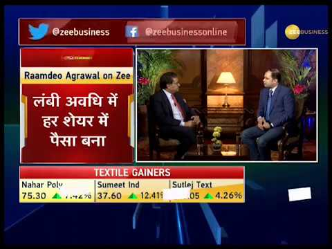 Watch: Exclusive conversation with Raamdeo Agrawal