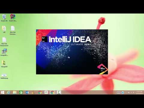 How To Install IntelliJ Idea and MongoDB Set Up In It - YouTube