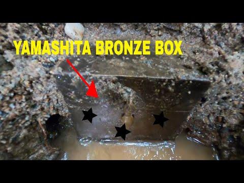 BRONZE BOX OF YAMASHITA TREASURE NATAGPUAN/BRONZE BOX OF YAMASHITA TREASURE