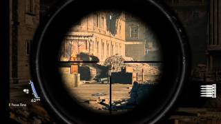 Sniper Elite V2 - Part 11 - Brandenburg Gate - Final Mission
