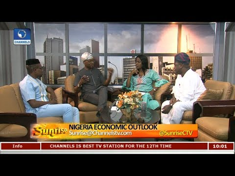 Economic Experts Upbeat On 2018 Economic Outlook, Say It Is 'Realistic' Pt.1 |Sunrise|