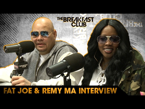 Fat Joe & Remy Ma Talk Being The Best In...