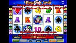 KING OF CARDS - NOVOLINE SPIELE ONLINE - MAXIMALE FREISPIELE