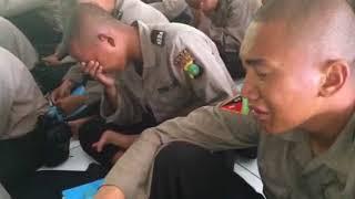 NAC Diktuk Polisi Tugas Umum Angk.40 SPN PMJ