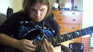 Chimp Spanner - Harvey Wallbanger (Guitar Cover)