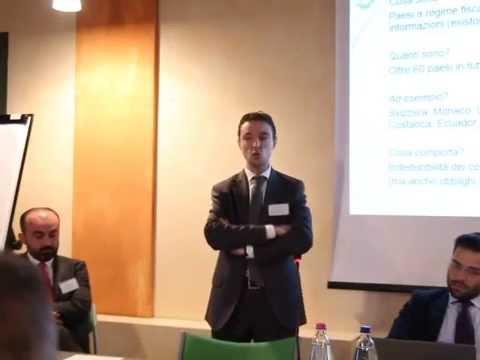 """Acquistare da paesi in """"black list"""" con IUNGO - Massimo Agnello di KPMG"""