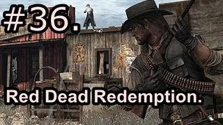 Red Dead Redemption: Walkthrough Part 36 ~ The End Of Dutch [HD]