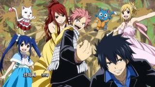 ★ Fairy Tail Opening OAV1-OAV2  ☆ Eternal Fellows ☆ HD 1080p & Multi Subs ★