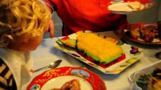 Thanksgiving Jello Salad