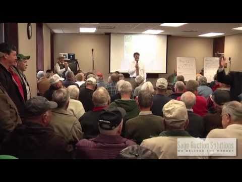Iowa Farm Land Auction