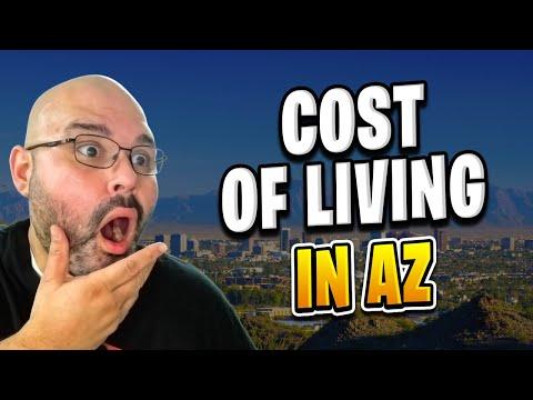 Cost of Living in Arizona  | Living in Phoenix Arizona (2018)