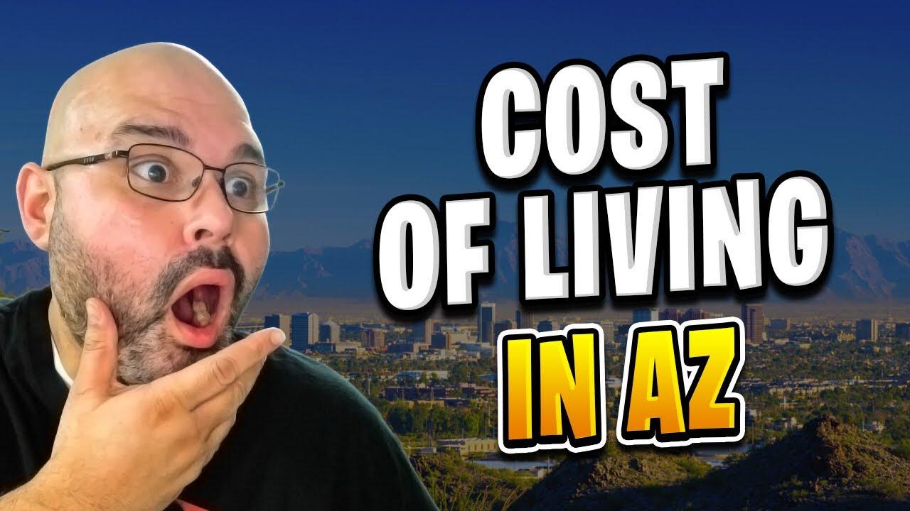 cost of living in arizona prices in phoenix arizona youtube. Black Bedroom Furniture Sets. Home Design Ideas