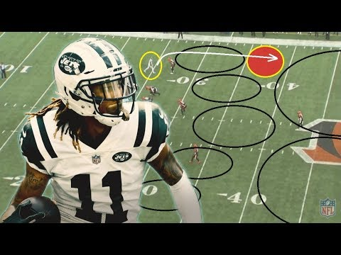 Film Study: What Robby Anderson brings to the Carolina Panthers