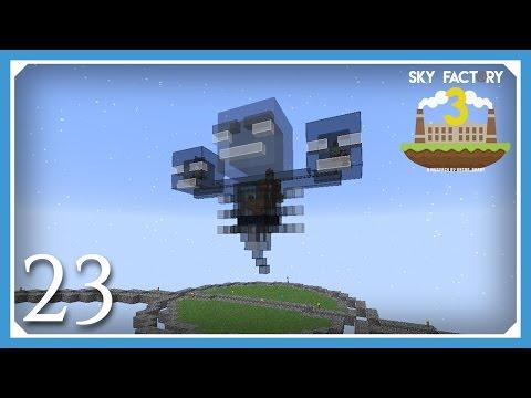 FTB Sky Factory 3 | Auto Wither Farm Auto...