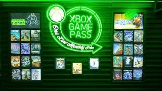 ¡Máquina expendedora de videojuegos! Xbox Game Pass en Xbox E3 2018 - SORTEO