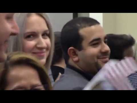 US Citizenship Oath Ceremony - August 15, 2018