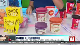 BareOrganics® The JAM | Back to School Decor, Organizing & Healthy Foods