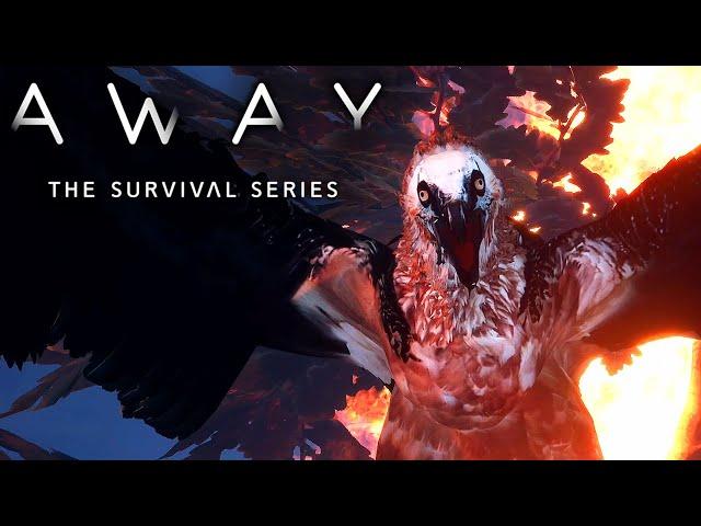 AWAY: The Survival Series 🐿️ Das Ende   Final Boss Fight #06 [Lets Play   Gameplay Deutsch]