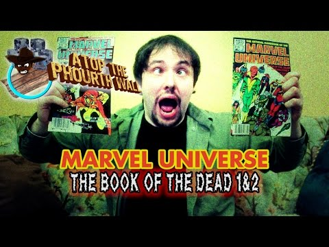 Marvel Universe: The Book of the Dead - Phelous