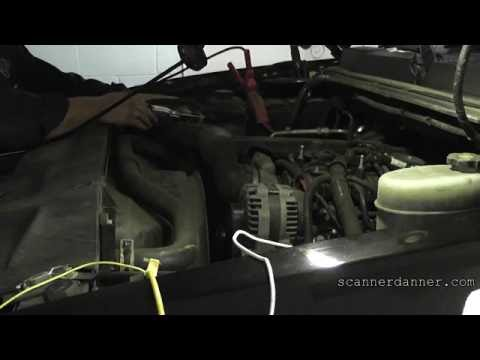 GM MAF sensor circuit tests (a free ScannerDanner Premium video)