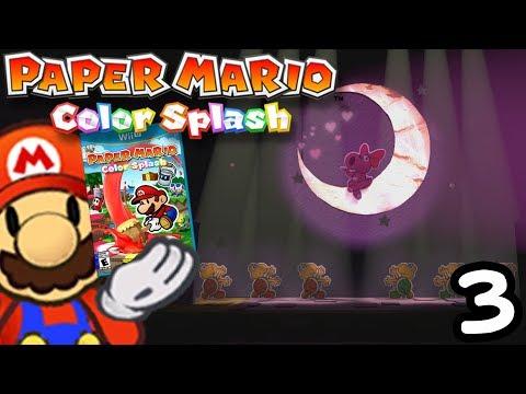Paper Mario: Color Splash ~ Chapter 3