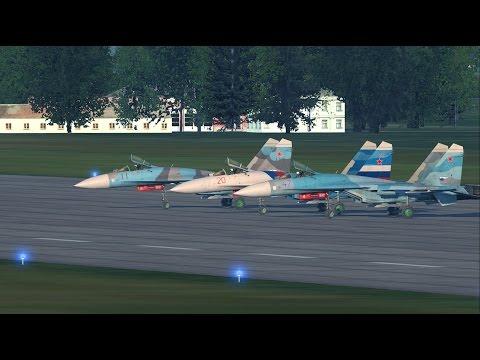 DCS World - Sad Flight