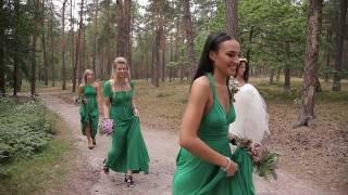 Свадьба Никиты и Евгении в Шале Гринвуд Chalet Greenwood HD