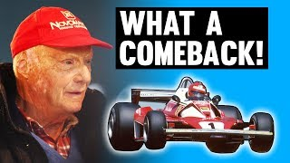 7 Drivers Who Returned To F1 After Serious Injuries