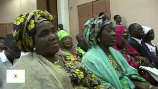 Lancement du Salon International Betail Viande de l'Afrique de l'Ouest SIBVAO  2016