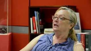 Centro León. Entrevista a Margarita Aizpurú.