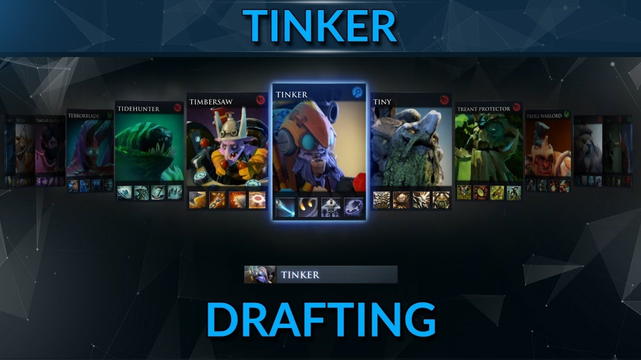 Tinker Picking And Counterpicking Guide Dota 2 Tinker