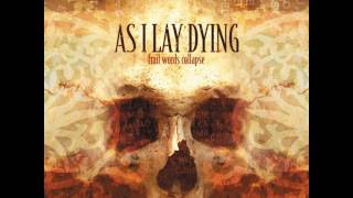 Watch As I Lay Dying A Thousand Steps video