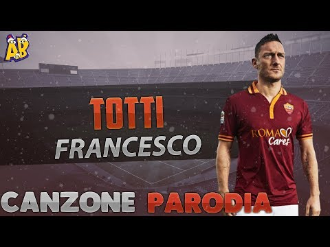Canzone Francesco Totti - (Parodia) Ed Sheeran - Shape of You