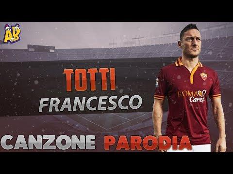 Canzone Francesco Totti - (Parodia) Ed Sheeran - Shape of You