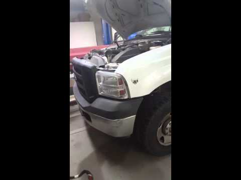 Tow Haul Light Flashing 2006 Ford F250