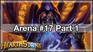 Hearthstone Arena #17: Part 1 - Hexenmeister - Let's Play Hearthstone Gameplay - (Deutsch / German)