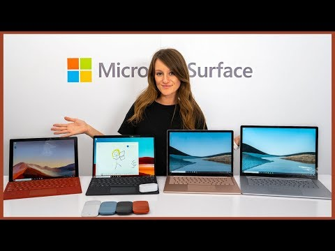 Microsoft Surface Neo, Duo + Pro X FIRST LOOK!