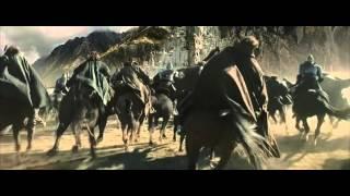 Baixar LOTR The Return of the King Gandalf the White & Nazguls