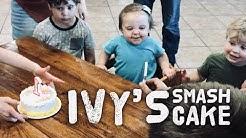 Ivy's Smash Cake