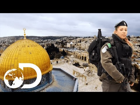 Jerusalem & Bethlehem Has Become A Home To Palestinian & Israeli Tensions | Arabia With Levison Wood