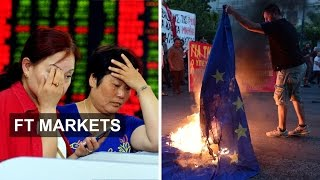 Greece risk pales against China | FT Markets