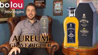 Aureum Grave Digger The Bruce 5 Jahre - Whisky Tasting (Talking Malts)