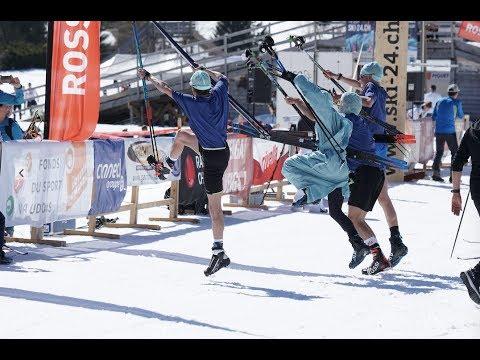 [Ski De Fond] - Ski24 2019, Col Des Mosses