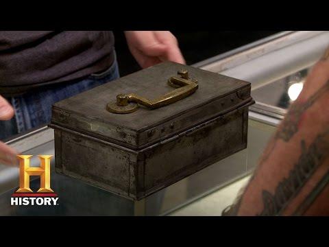 Pawn Stars: Hobbs & Co. Lock Box   History