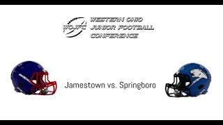 WOJFC 5th grade Championship game: Springboro v. Jamestown