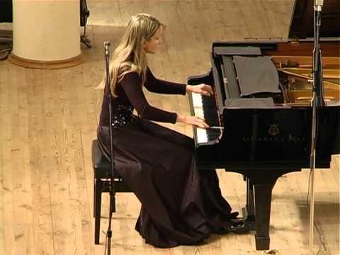 C. Debussy L'Isle Joyeuse. Elena Zhukova