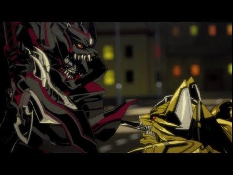 Garo: Vanishing Line Episode 8 Recap  Golden Knight vs Silver/Dark Knight!