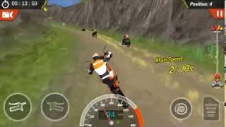 Offroad Bike Racing   level 3   offline best bike Games